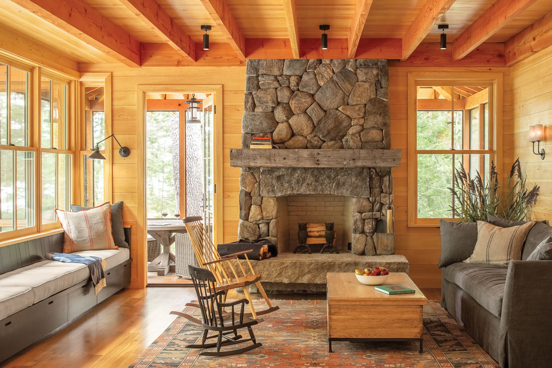 cheap maine cabins for sale