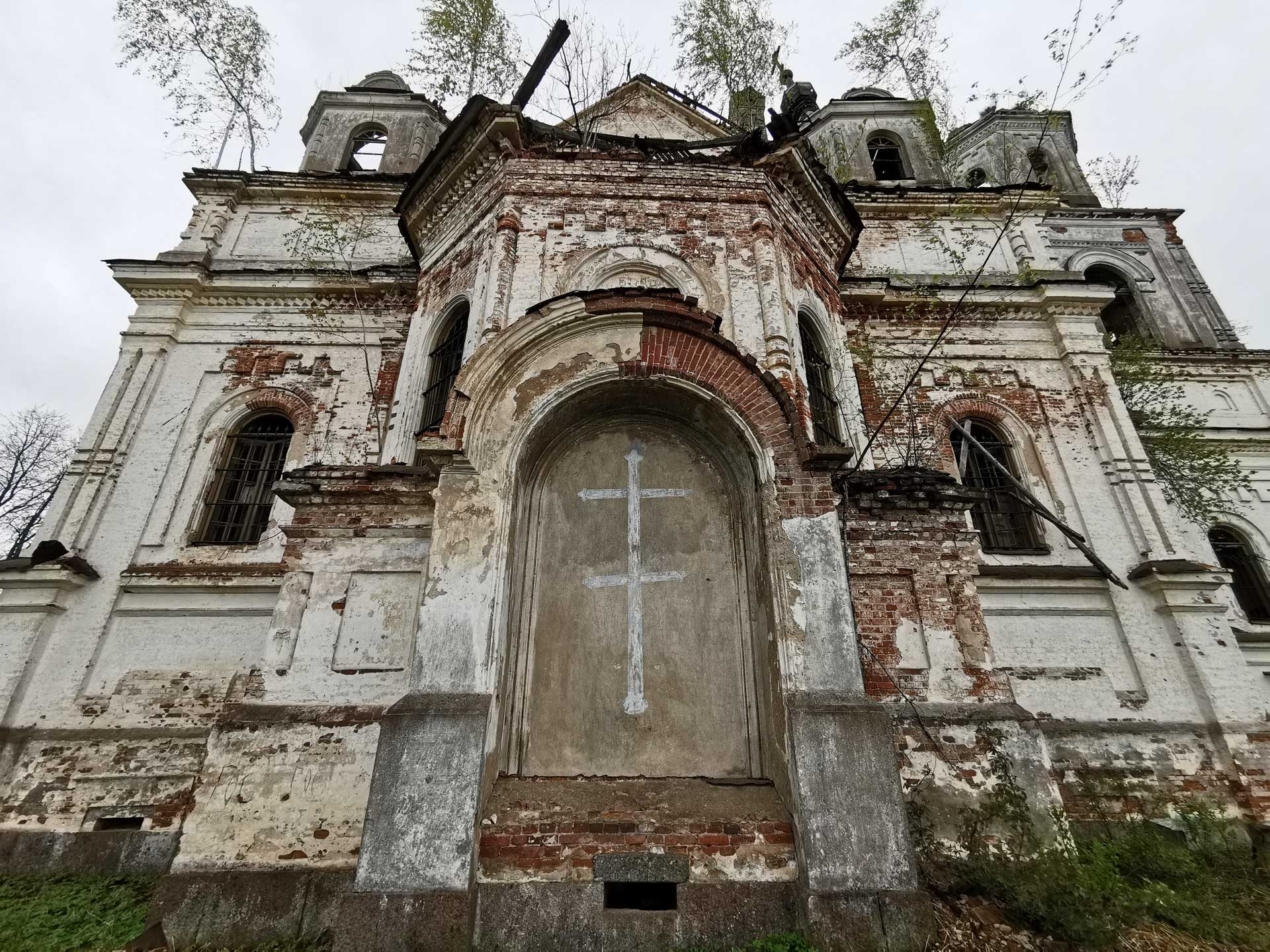 Abandoned Churches For Free