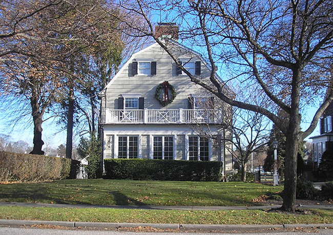 Haunted Houses For Sale