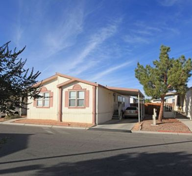 Mobile homes for rent las vegas