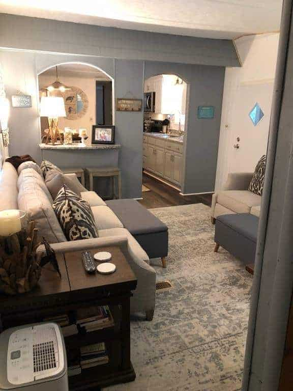 mobile homes for rent near me under 500 a month