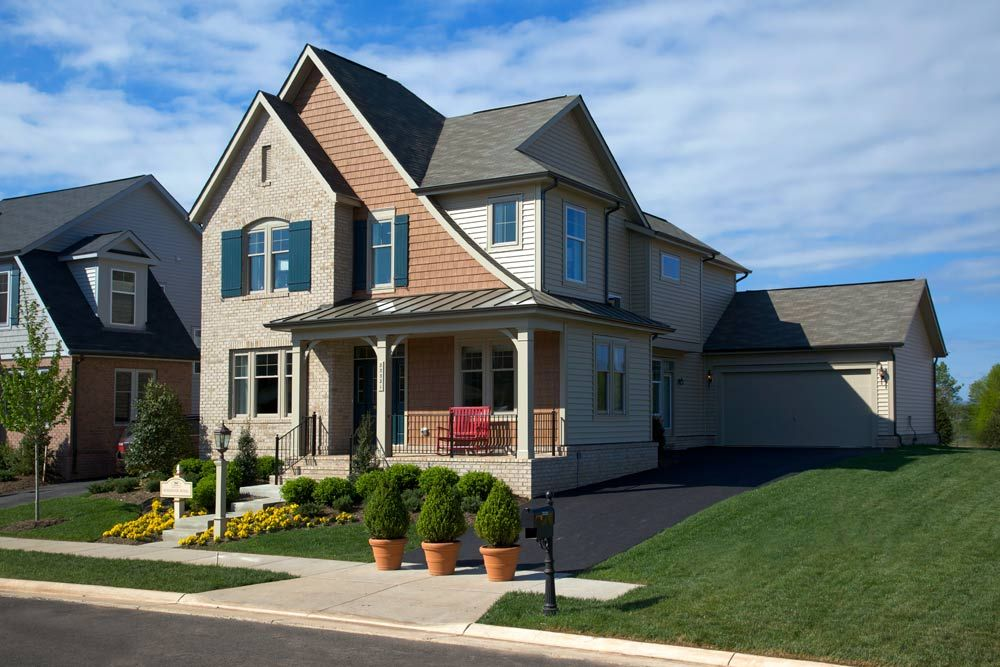 Homes in ashburn va